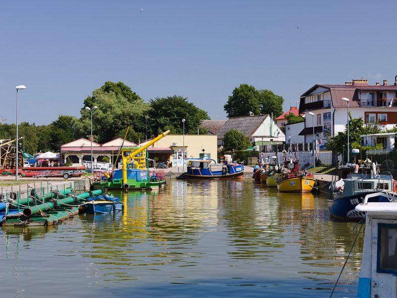 Port w Rowach